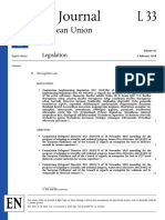 Annex III of RoHS Directive 2011 65 EU