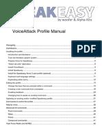 Speakeasy Manual English