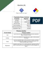 Protocolo Aluminio