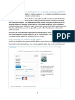 Instructions For Accessing ArcGISPro.pdf