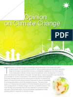 2008 09 Florida Public Opinion on Climate Change