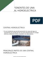 Componentes de Una Central Hidroelectrica