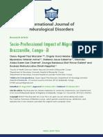 International Journal of Neurological Disorders