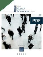 Federal Human Trafficking Report