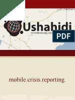 Ushahidi 101 New