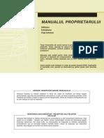 Hyundai Manualul Proprietarului