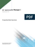 Hp Man OMi 10.01 FAQ PDF