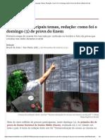 Polêmicas, Principais Temas, Redação_ Como Foi O Domingo (3) De Prova Do Enem _ Brasil de Fato.pdf