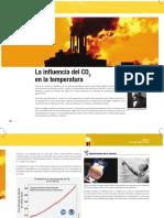 Tema ECOLOGÍA. La Influencia Del CO2 en La Temperatura