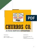 Doku.pub Entrep Business Plan Churros