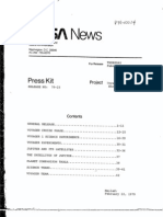 Voyager 1 Jupiter Encounter Press Kit