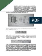 Conducción de Calor en Régimen Transitorio en Sistemas Multidimensionales