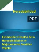 HEREDABILIDAD