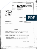 Voyager 2 Jupiter Encounter Press Kit