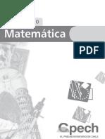 Libro PSU Matemática 2014 Cpech (Solucionario).pdf