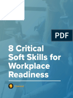 8 Critical Soft Skills for Workplace Readiness