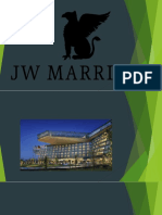 ABOUT J W MARRIOT