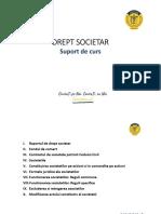 Drept Societar Suport 2019