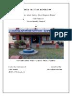 mithun SUMMER TRAINING REPORT ON.pdf