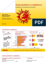 DHL Study on Cross Border eCommerce