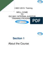 Iqa Training Slides