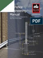 Fence Engineering Manual