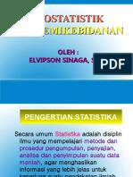 Modul 1 (Pengantar Statistik)