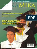 Majalah Dinamika Edisi 6