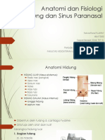 Anatomi Dan Fisiologi Hidung - FFF
