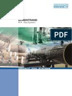 Bondstrand RTR Pipe System