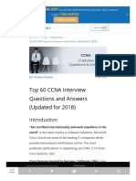 Www Greycampus Com Blog Networking Top Ccna Interview Questions and Answers