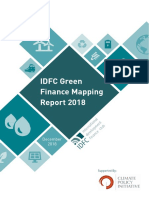 Idfc Green Finance Mapping 2017