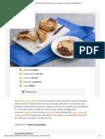 Ricetta Tortine Rovesciate Pere e Cioccolato - La Ricetta Di GialloZafferano