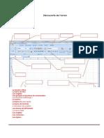 Découverte- Ecrant Excel