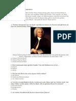 Deutschland. Deine Komponisten Тест Без Ключей