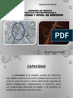 UNIDAD 3 Capacidad y Niveles de Servicio