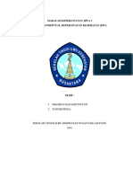 MAKALAH TRANSKULTURAL KEPERAWATAN II