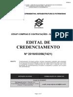 Edital Banco Do Brasil 2019