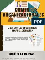 7e. Documentos Organizacionales ...