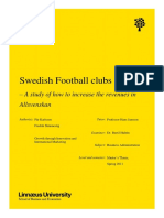Swedish Football Clubs