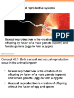 Modes of Animal Reproduction Moodle 2019