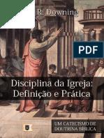 Disciplina da igreja
