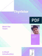 Panco Thyristor