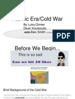 My Cold War Slideshow