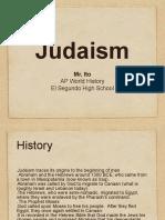 Judaism.ppt