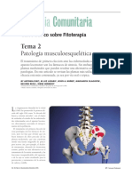 Patologia musculoesqueletica