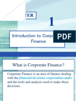 03. Ch 1 Introduction to Corporate Finance - Ross, Westerfield & Jafee