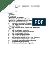 Documentos administrativos educativos