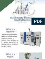 Robots Use