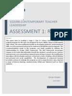 assessment 1  mine